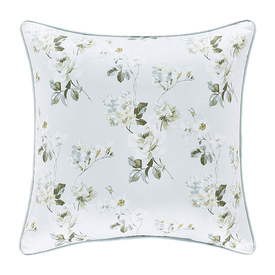 Queen Street Evelina 20x20 Square Throw Pillow