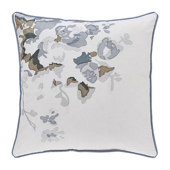 Queen Street Frannie 16x16 Square Throw Pillow
