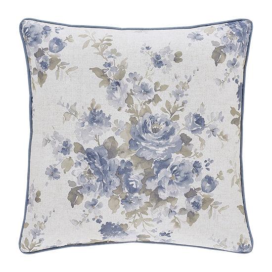 Queen Street Frannie 20x20 Square Throw Pillow