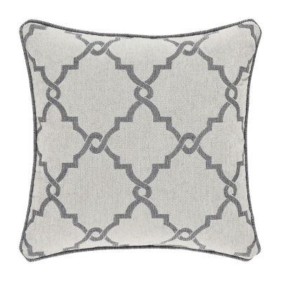 Queen Street Mason 18x18 Square Throw Pillow