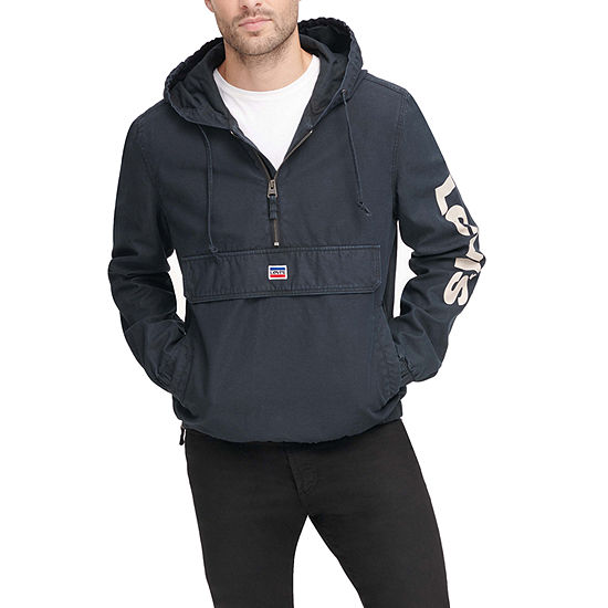 Levi's® Men's Popover Hooded Jacket