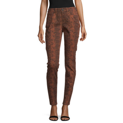 a.n.a Womens Mid Rise Skinny Fit Jean