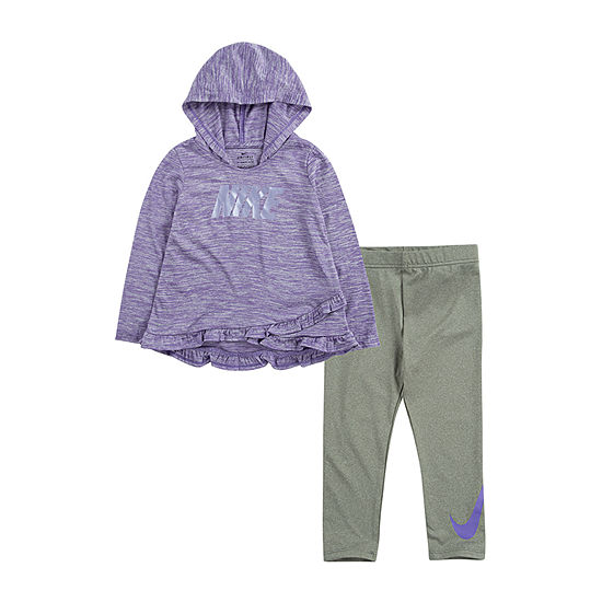 Nike Toddler Girls 2-pc. Legging Set