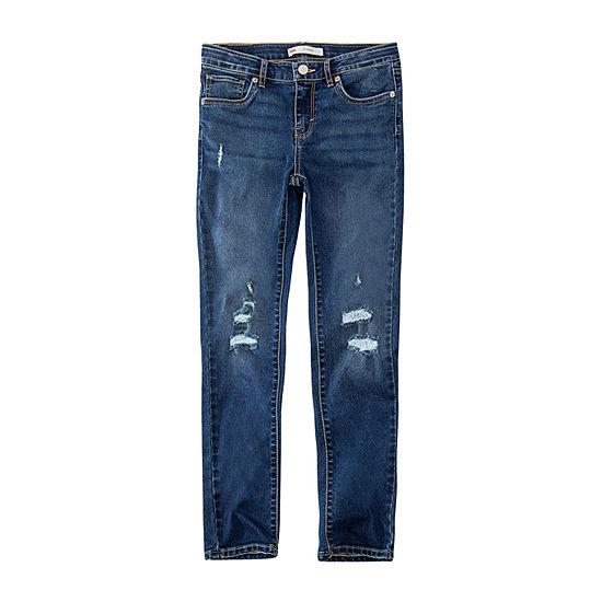 Levi's Big Girls 711 Skinny Fit Jean