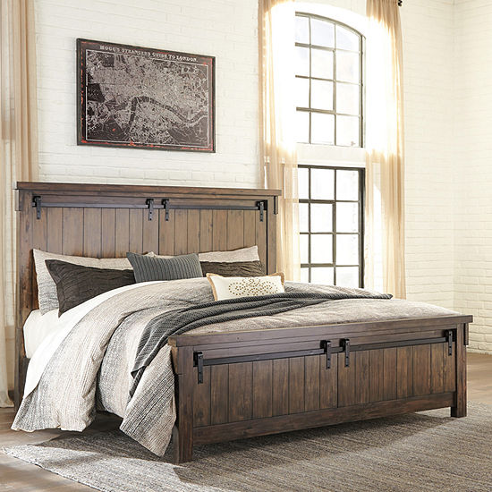Signature Design by Ashley Leighton California King Bed Rails