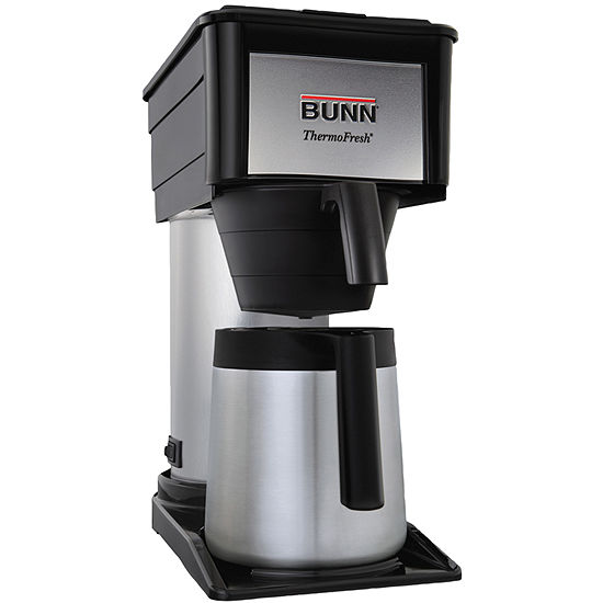BUNN BT Velocity Brew 10-Cup Thermal Coffee Brewer