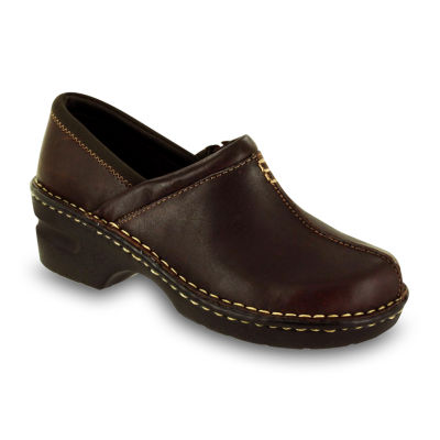 Eastland® Kelsey Womens Leather Clogs