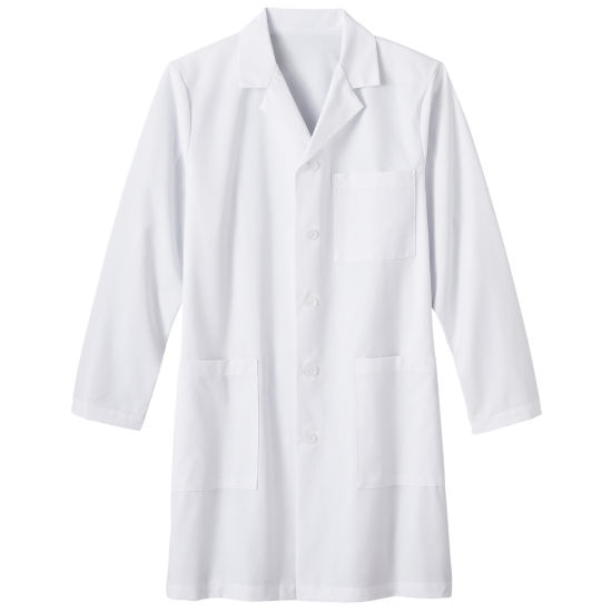 Meta Mens 3-Pocket Lab Coat–Big
