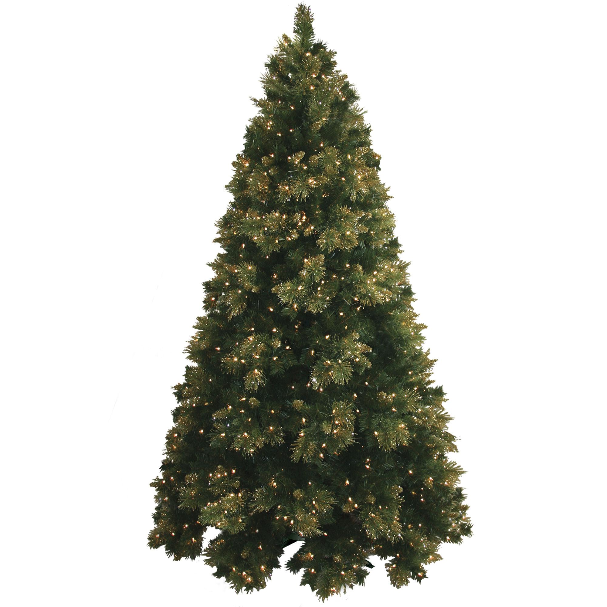 Pre Lit 7 5 Christmas Trees