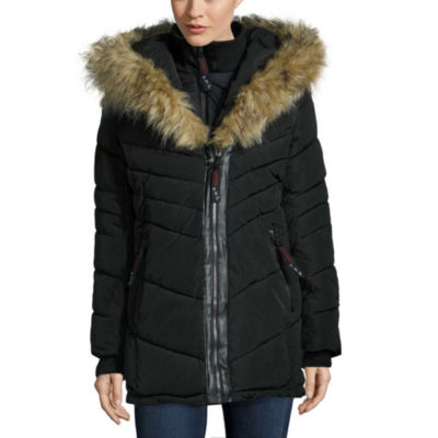 Canada Weather Gear Heavyweight Puffer Jacket