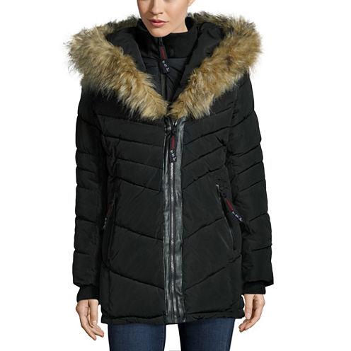 Canada Weather Gear Heavyweight Puffer Jacket