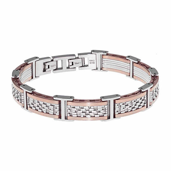 Stainless Steel 85 Inch Link Link Bracelet