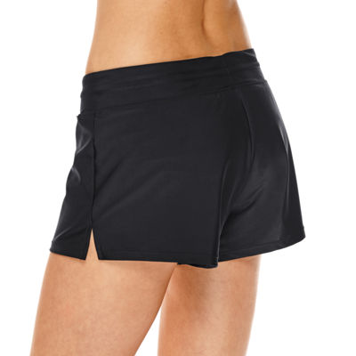 ZeroXposur® Knit Action Swim Shorts