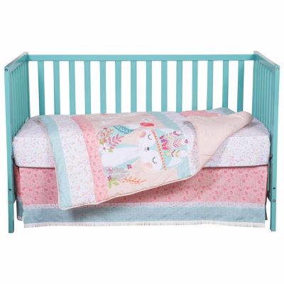 Wild Forever 3-pc. Crib Bedding Set