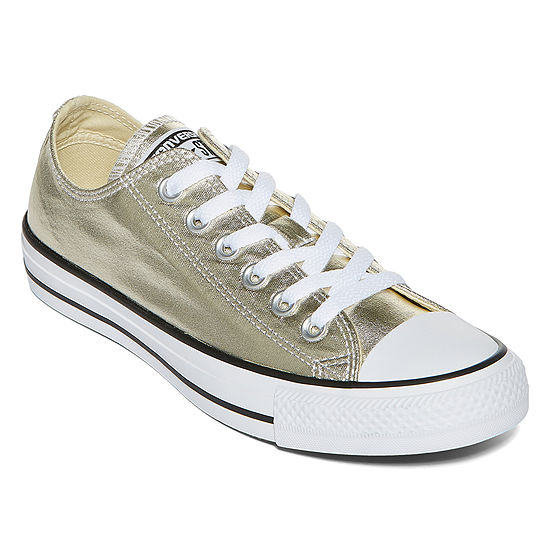 Converse Chuck Taylor All Star Metallic Sneakers Unisex Sizing