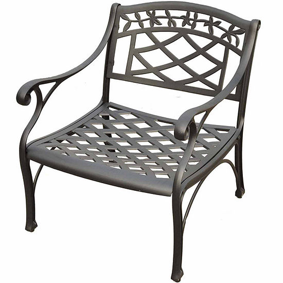 Crosley Sedona Cast Aluminum Patio Dining Chair