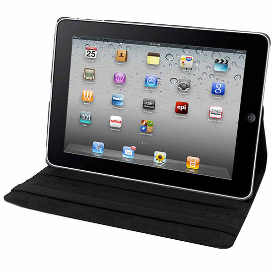 "Natico iPad Mini IV 360 Tablet Case, 8"" x 5"" x .5"