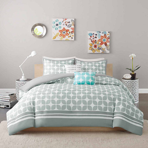 Intelligent Design Gwen Duvet Set