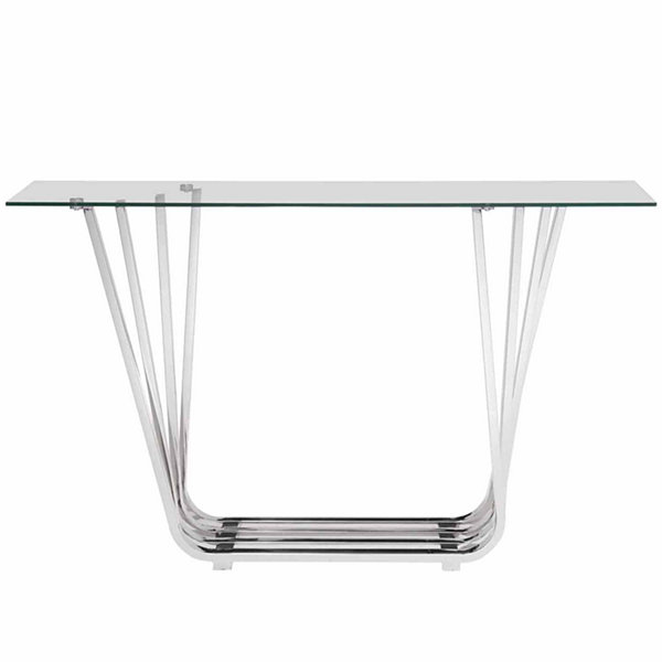 Fan Console Table