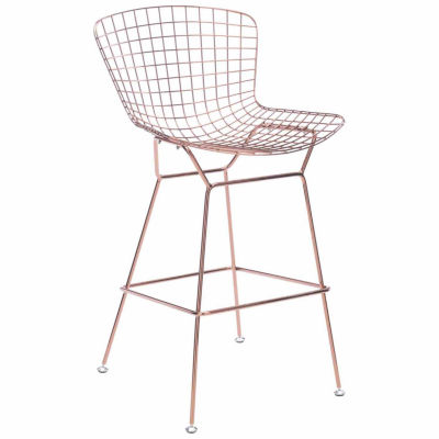Wire 2-pc. Bar Stool