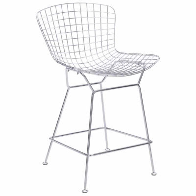 Wire 2-pack Bar Stool