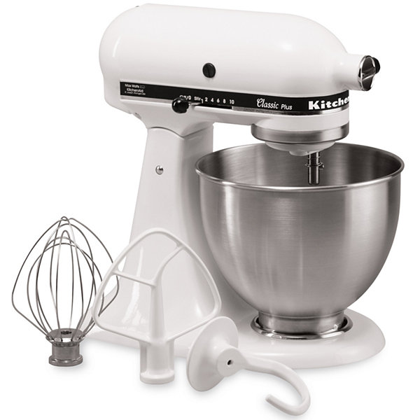 KitchenAid® Classic Plus™ Series 4.5 Quart Tilt Head Stand Mixer   KSM75