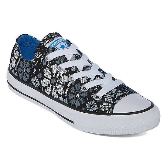 9cba901a083c Converse Chuck Taylor All Star Winter Graphic Girls Sneakers - Little Kids Big  Kids - JCPenney