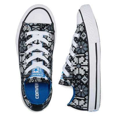 Converse Chuck Taylor All Star Winter Graphic Girls Sneakers - Little Kids/Big Kids