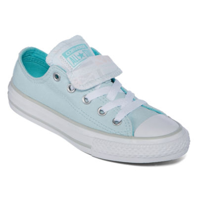 Converse Chuck Taylor All Star Double Tongue Winter Graphic Girls Sneakers - Little Kids/Big Kids