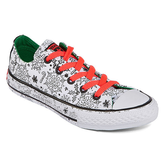 Converse Chuck Taylor All Star Boys Sneakers - Little Kids/Big Kids