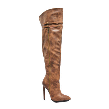 Michael Antonio Wanna Womens Over the Knee Boots