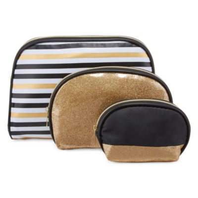 Mixit 3-pc Makeup Bag