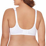 Just My Size 2-Pack Wireless Minimizer Comfort Full Coverage Bra-Mjp197