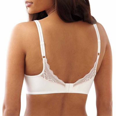 Bali Lace Desire® Smoothing Underwire Full Coverage Bra-Df1002