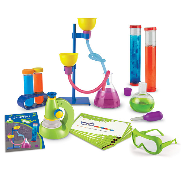 Learning Resources Primary Science™ Deluxe Lab Set