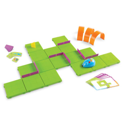 Learning Resources Code & Go™ Robot Mouse Activity Set