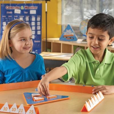 Learning Resources tri-FACTa™ Addition & Subtraction Game