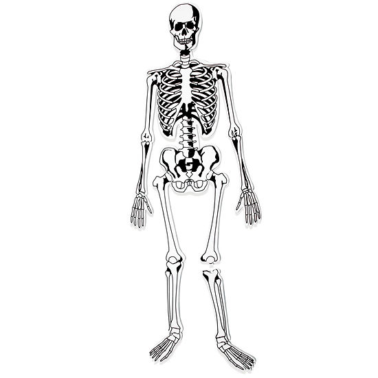 Learning Resources Skeleton Foam Floor Puzzle