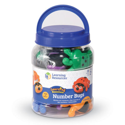 Learning Resources Snap-n-Learn™ Number Bugs