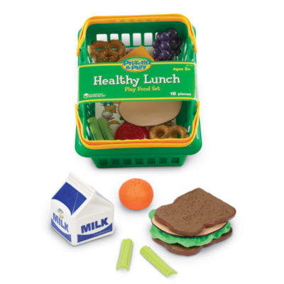 Learning Resources Pretend & Play® Healthy LunchSet