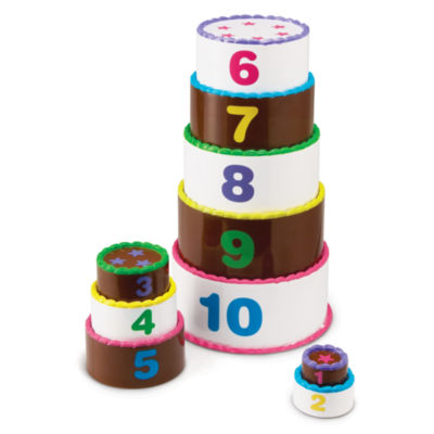 Learning Resources Smart Snacks® Stack & Count Layer Cake™