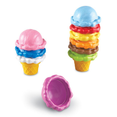 Learning Resources Smart Snacks® Rainbow Color Cones™