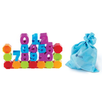 Learning Resources Numbers and Counting Blocks