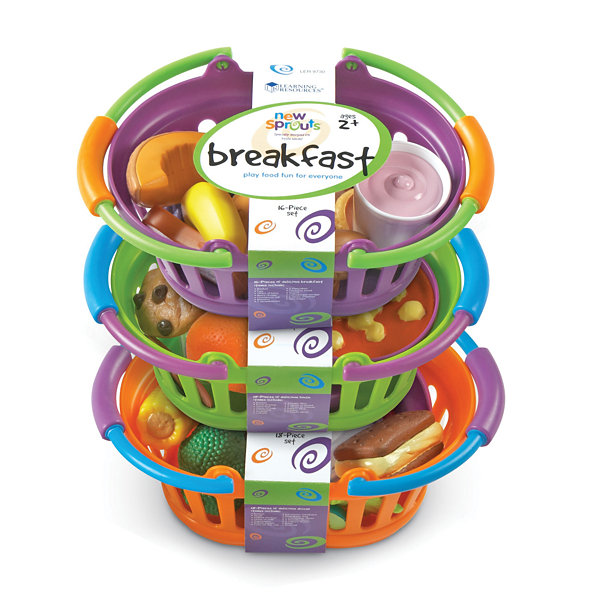 Learning Resources New Sprouts® 3 Basket Bundle
