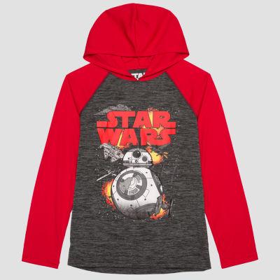 Star Wars Hoodie-Big Kid Boys