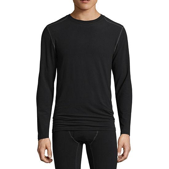 Fruit Of The Loom Premium Performance Crew Neck Long Sleeve Thermal Shirt Big Tall