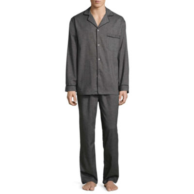 Stafford Men's Flannel Pajama Set - Big and Tall