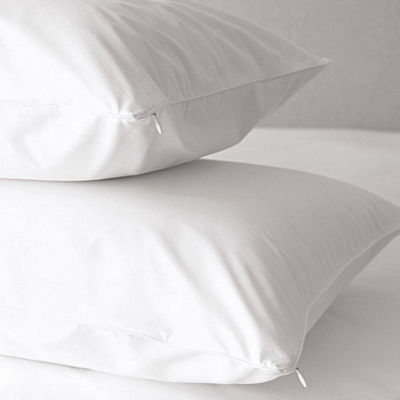Hypoallergenic 2 Pack Pillow Protectors‑400 Thread Count