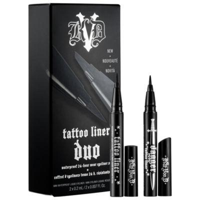 Kat Von D Tattoo Liner Duo