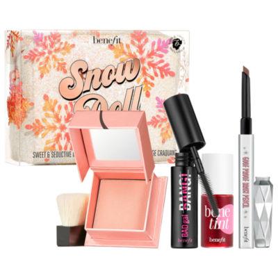 Benefit Cosmetics Snow Doll Brow, Face & Mascara Mini Kit